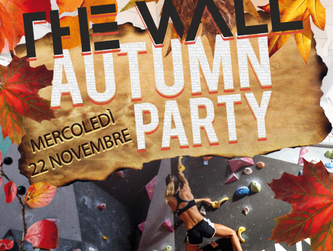 The Wall Autumn Party
